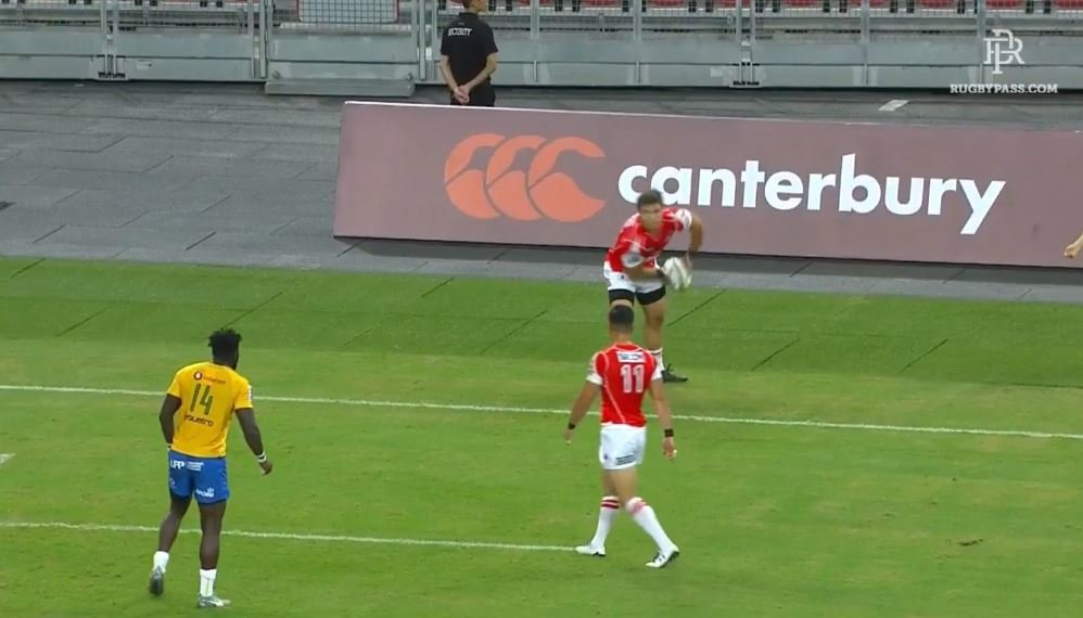 SHOCK: Check out this Sunwolves' contender for worst quick thrown-in EVER