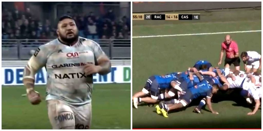 VIDEO: Prop brutemaster Ben Tameifuna's season supercut can cure idiocy
