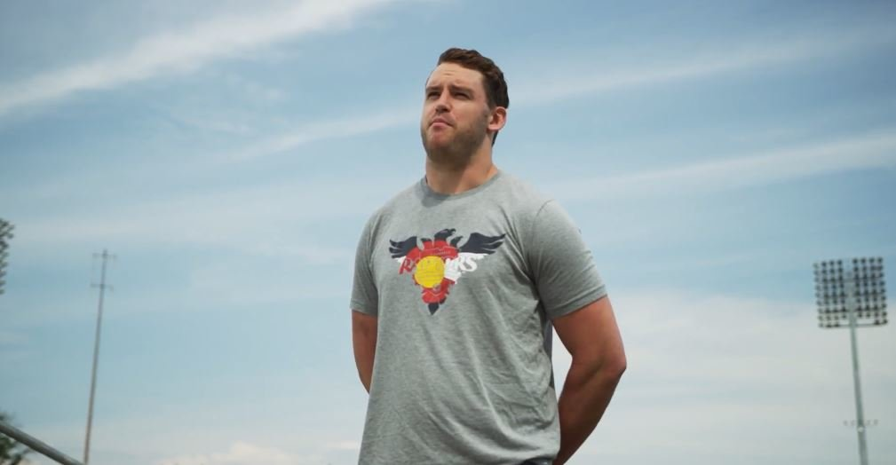 Casey Rock - From soccer player to professional rugby and the MLR