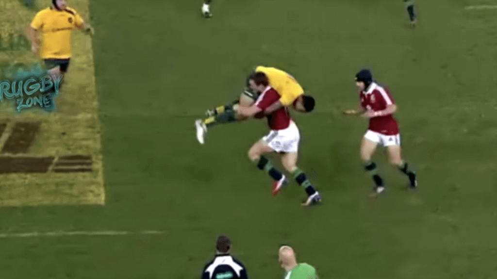 WATCH: A collection of some of the most powerful runs in rugby EVER