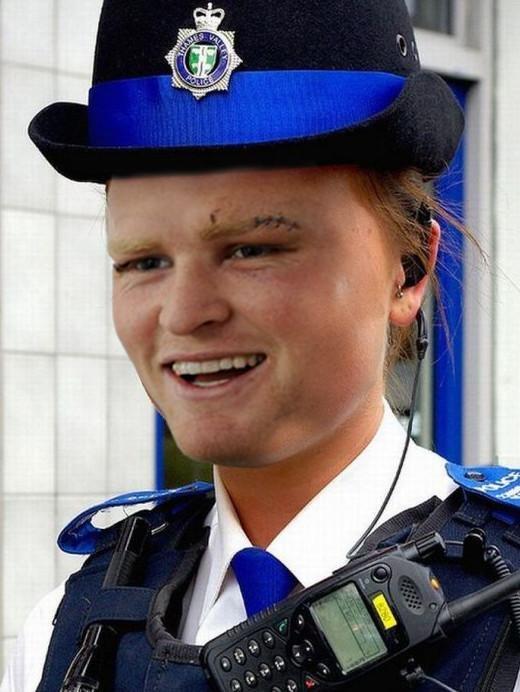 Constable Christina Ashton