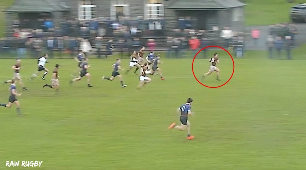 RAW RUGBY: New video lays claim as to why Eddie Jones selected 18-year-old Cameron Redpath