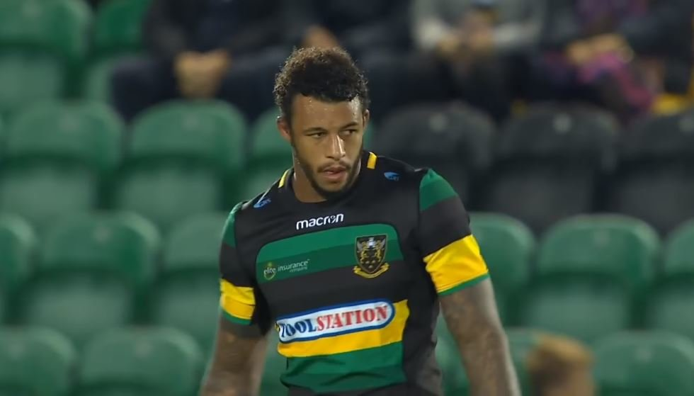 A video has been made that will make you believe in the concept of Courtney Lawes again