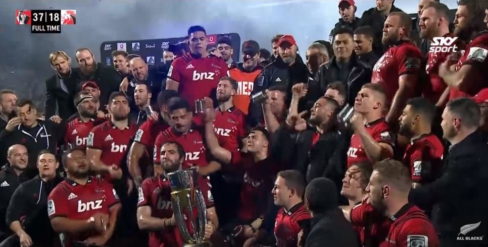LEAKED: With Crusaders' risible victory song humanity may have just reached it's lowest ebb