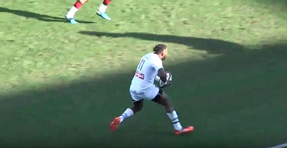VIDEO: Clermont's Fijian contingent activate BEASTMODE vs Toulon and it's brutal