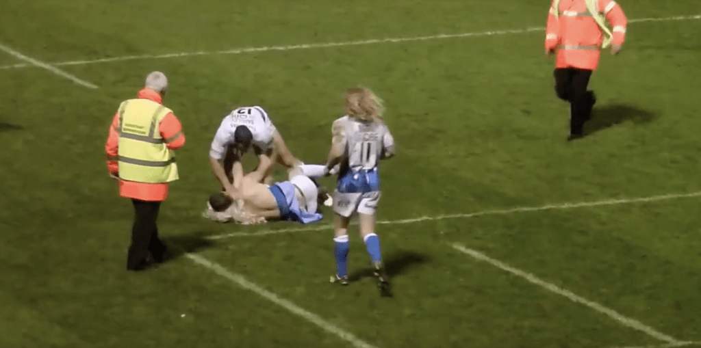 VIDEO: A fresh fails compilation highlights some of the more unsavoury moments in rugby