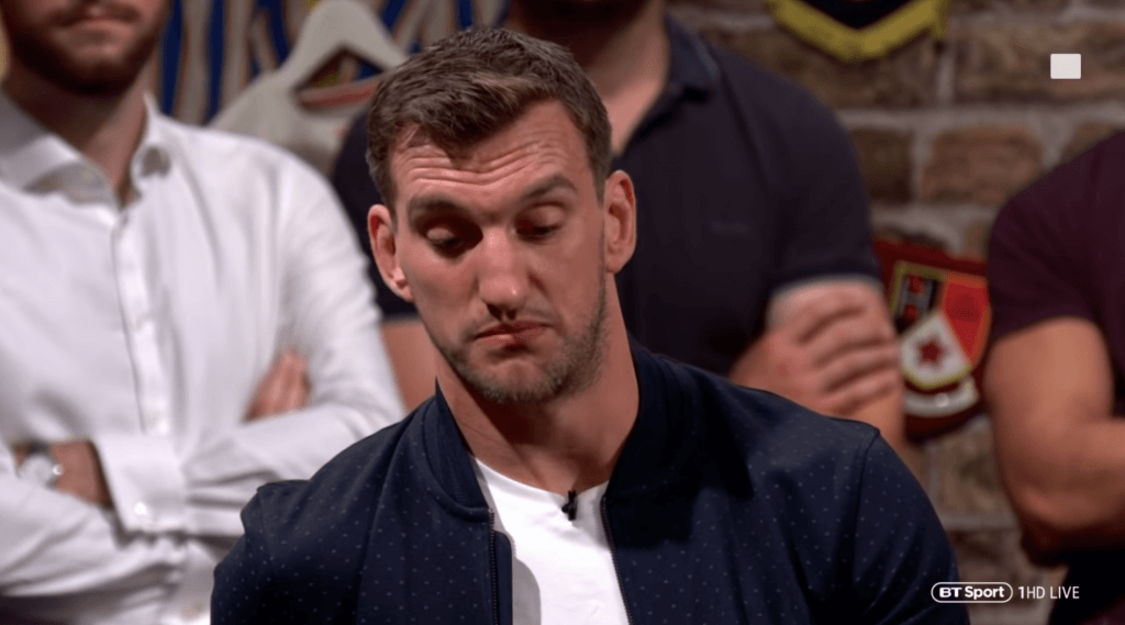 VIDEO: Sam Warburton gives a surprisingly honest interview on what it is like to retire from Rugby