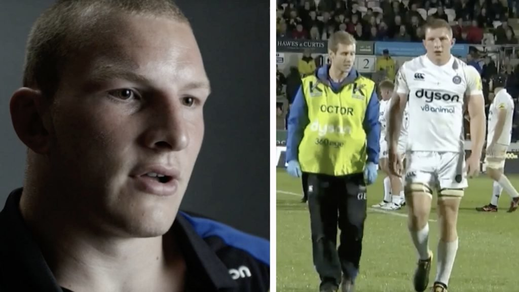 VIDEO: Sam Underhill opens up on the harsh realities of concussion in Rugby