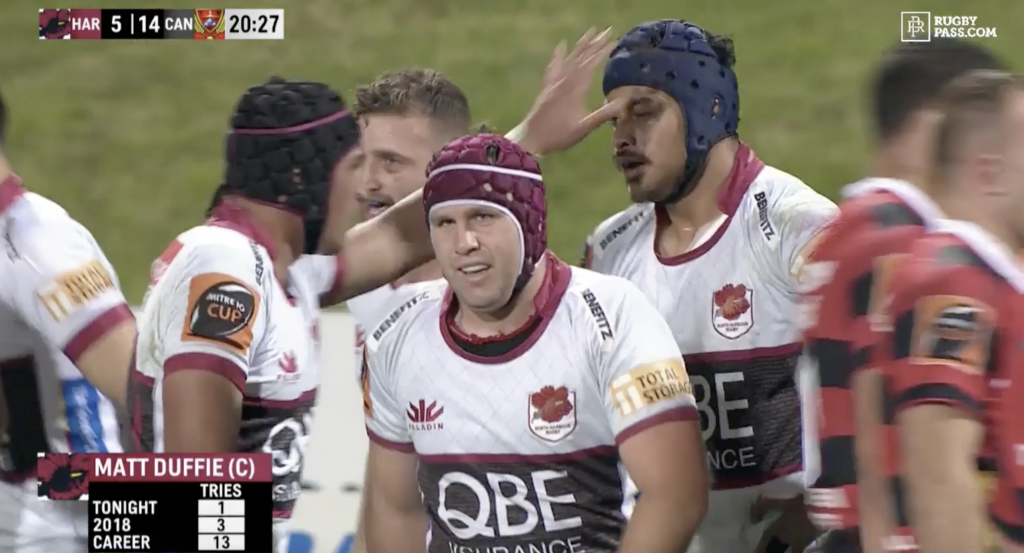 FILTH: Hooker's obscene pass has local commentators going absolutely POTTY