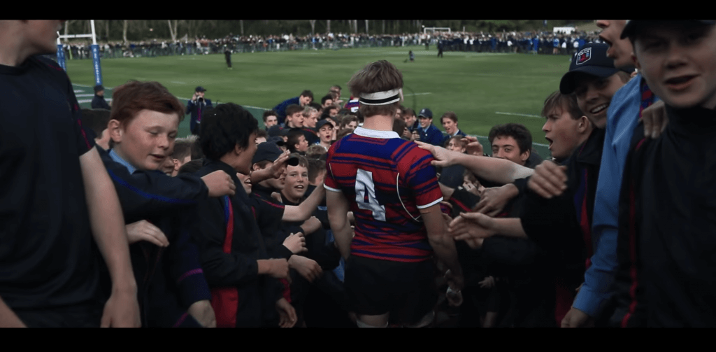 WATCH: An Australian rugby school has made a montage of their season and it's REALLY good