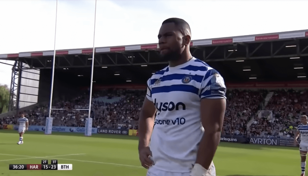 WATCH: The dominant Joe Cokanasiga display that has got Eddie Jones' interested