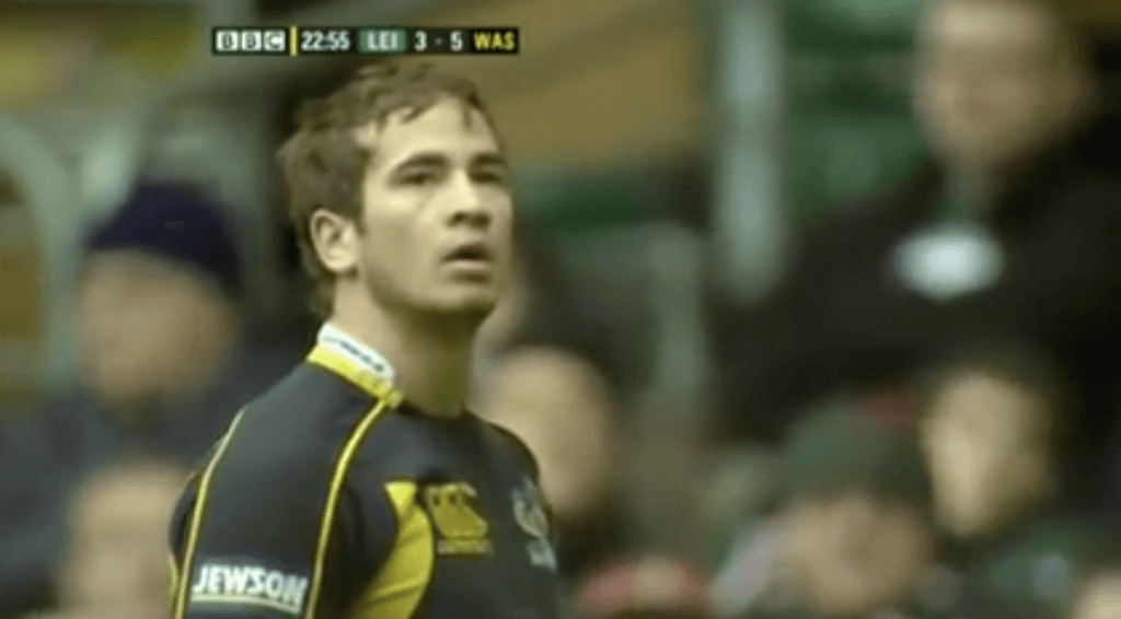THROWBACK: Danny Cipriani proves that class is permanent as video showcases his ridiculous skill