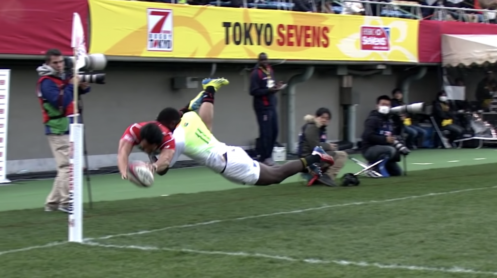 VIDEO: A compilation of the worlds most outrageous tries has been made and it's beautiful