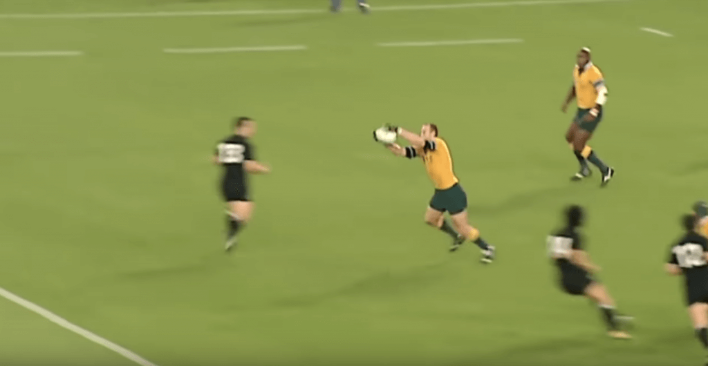 VIDEO: A collection of some of the best intercept tries EVER