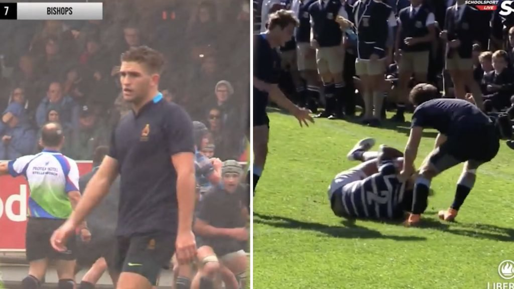 RAW RUGBY: South African schoolboy's SAVAGE highlight reel is making quite the stir online