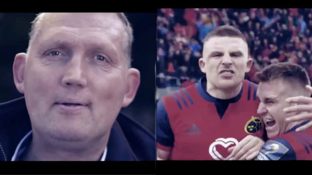 WATCH: As the Champions Cup is about to begin, Doddie Weir narrates a powerful trailer for the tournament