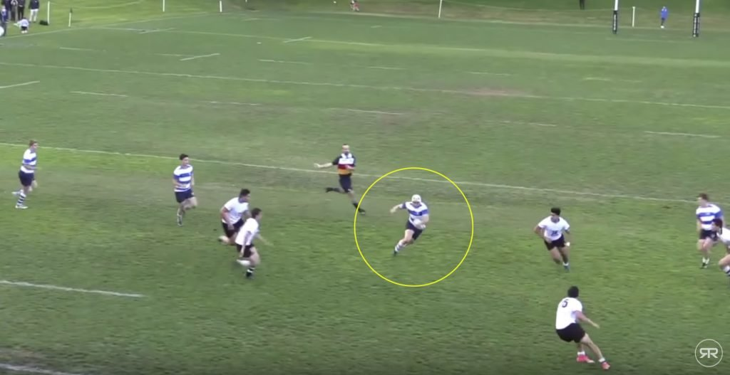 RAW RUGBY: This is supposedly the next big STAR coming out of Australian Rugby