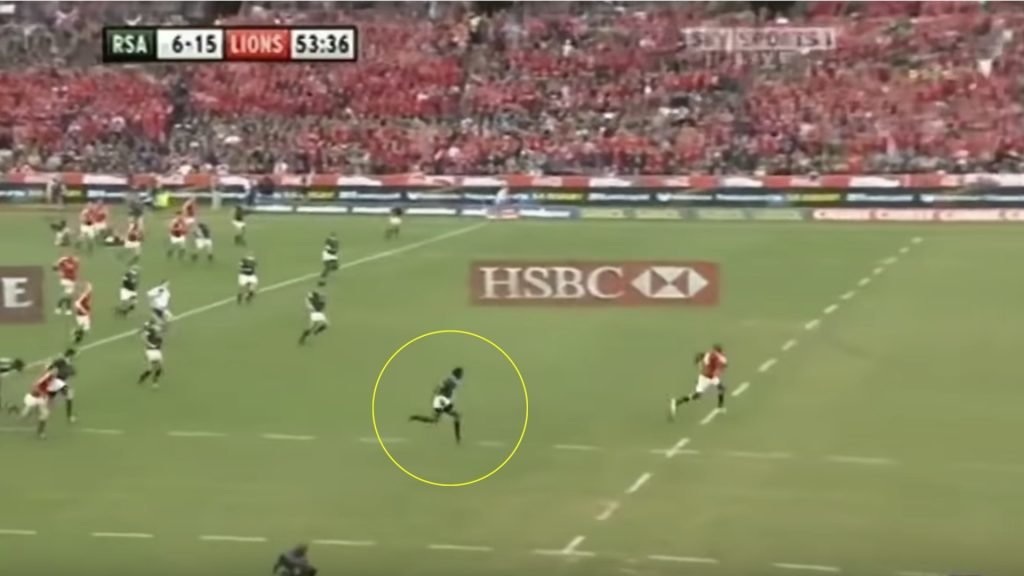 WATCH: A montage of some of the fastest wingers in the the world has been put together and it's unadulterated filth