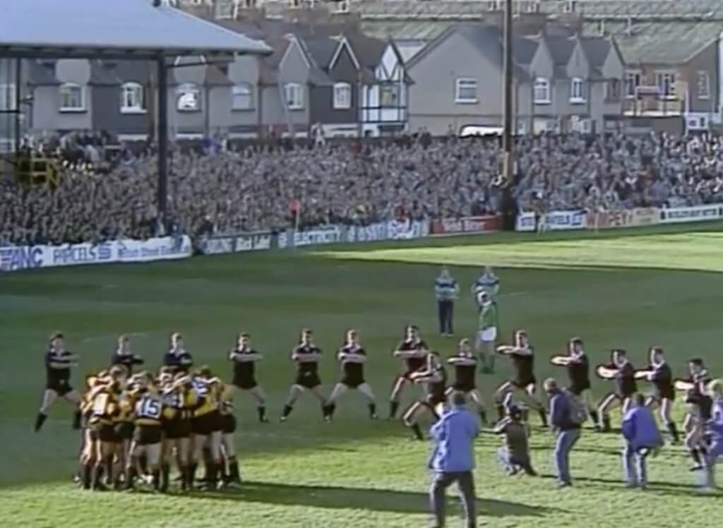 ARCHIVE: The time Newport didn't take no sheet from the All Blacks, and they HATED it