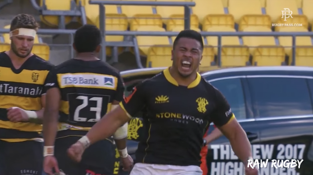 VIDEO: A new highlights reel has been made on possibly the most exciting prospect in New Zealand rugby