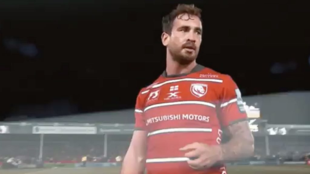 "WATCH: Danny Cipriani drops ""Give me my Respect"" video on his social media"