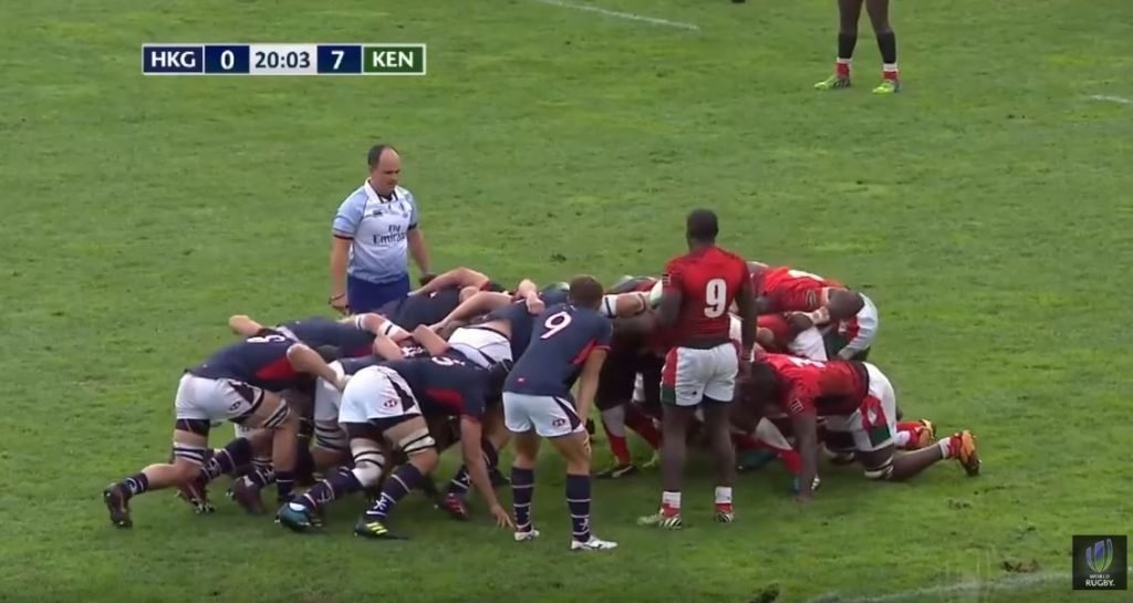 Kenya's 80 metre team try will change your mind about their XVs side