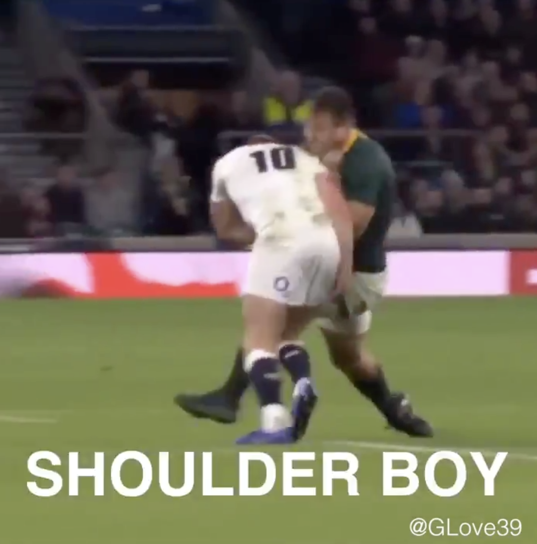 """VIDEO: Hilarious Owen Farrell """"Shoulder Boy"""" remix is going viral online"""