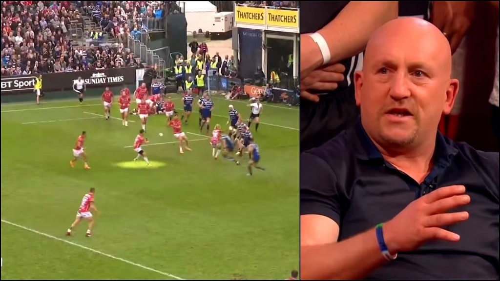 WATCH: Shaun Edwards tackles the elephant in the room over Cipriani and Wasps