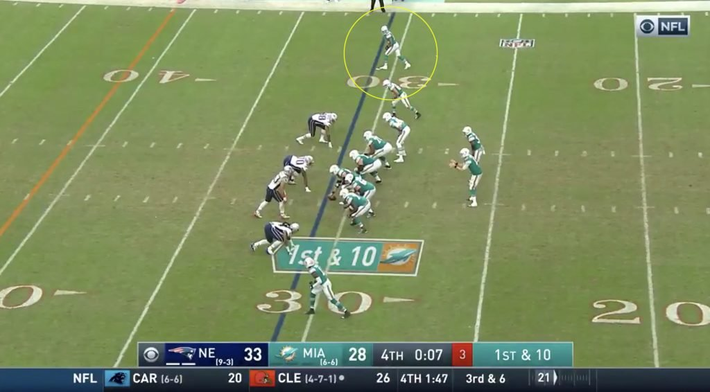 PLAYBOOK: Miami Dolphins resort to RUGBY to win the match with last play of the game