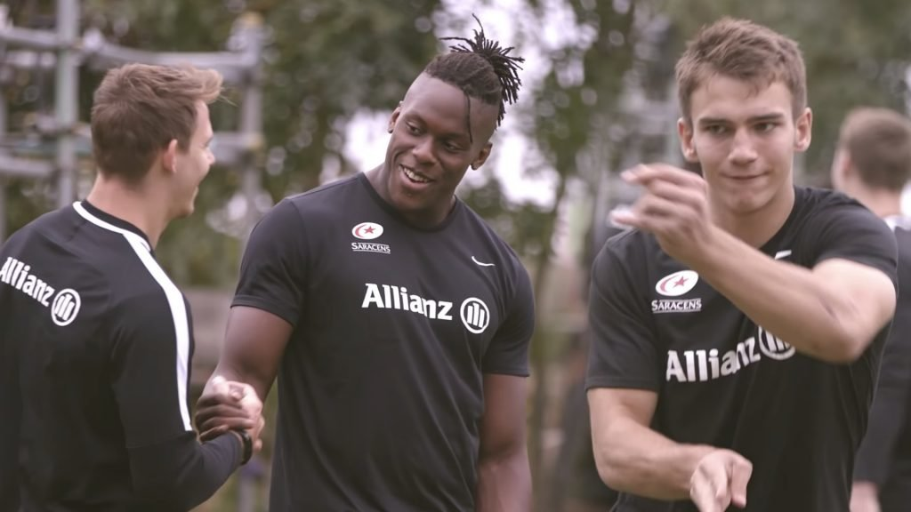 WATCH: New video reveals why Saracens' culture makes them stand out from any other club in England