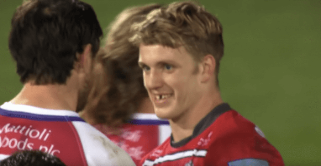 "VIDEO: England's new ""Ben Smith"" is actually probably better than Ben Smith"