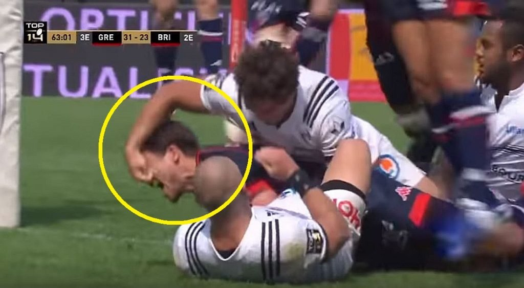 VIDEO: New 'Rugby's dirtest moments' will actually make you chuck up on yourself