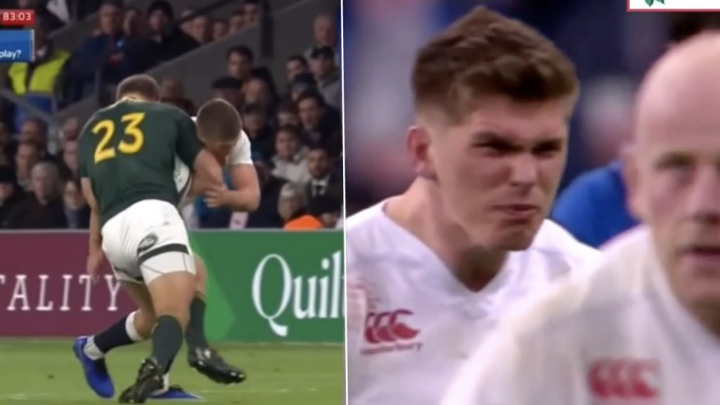 WATCH: Comprehensive new video proves that Owen Farrell is the greatest Englishman in a Millennium