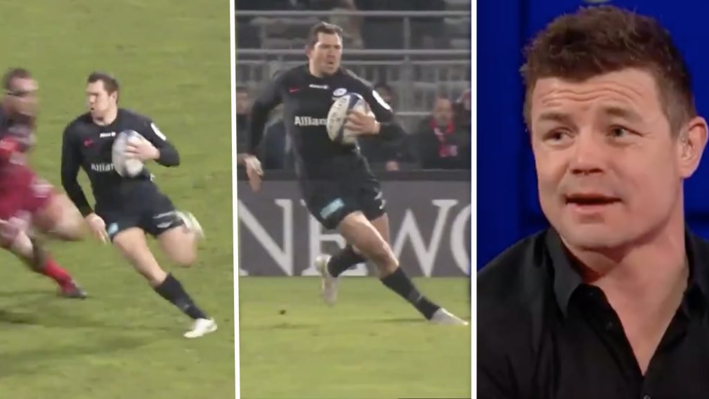 WATCH: Pressure increasing on Eddie Jones after Alex Goode's wonder run last weekend