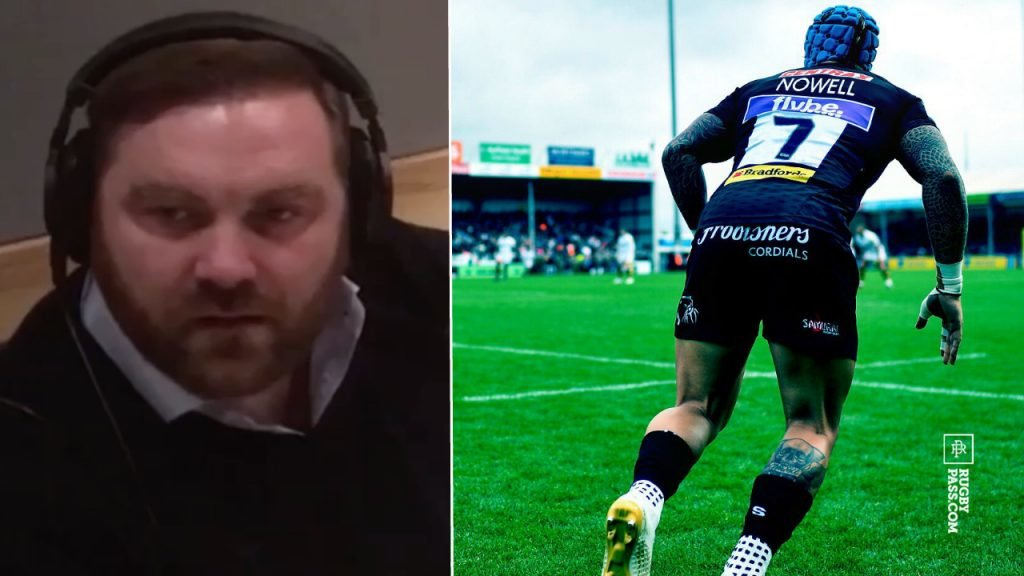WATCH: The Rugby Pod aren't impressed with Jones' claims that Jack Nowell could play in the forwards