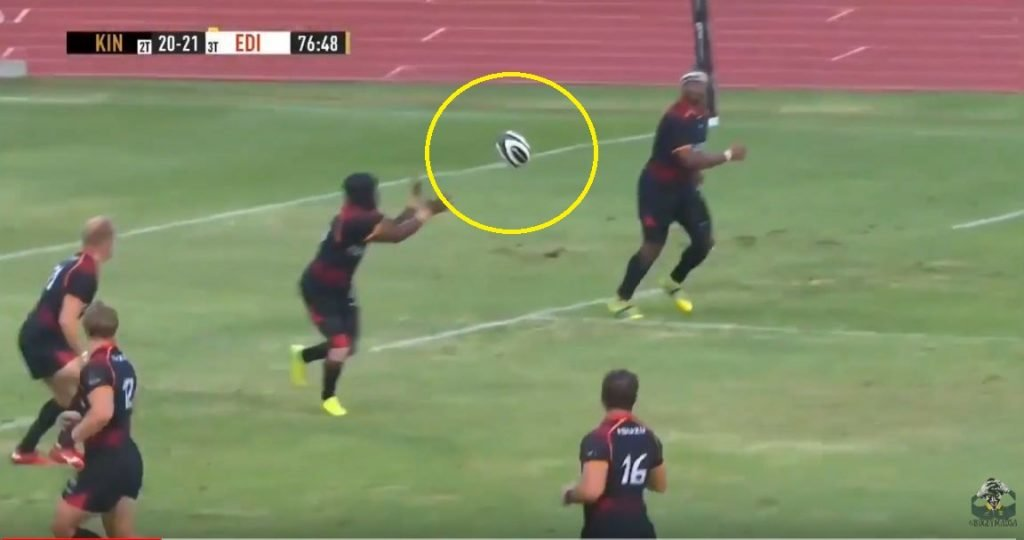 FOOTAGE: Kings' coast-to-coast match winner immediate contender for try of the season