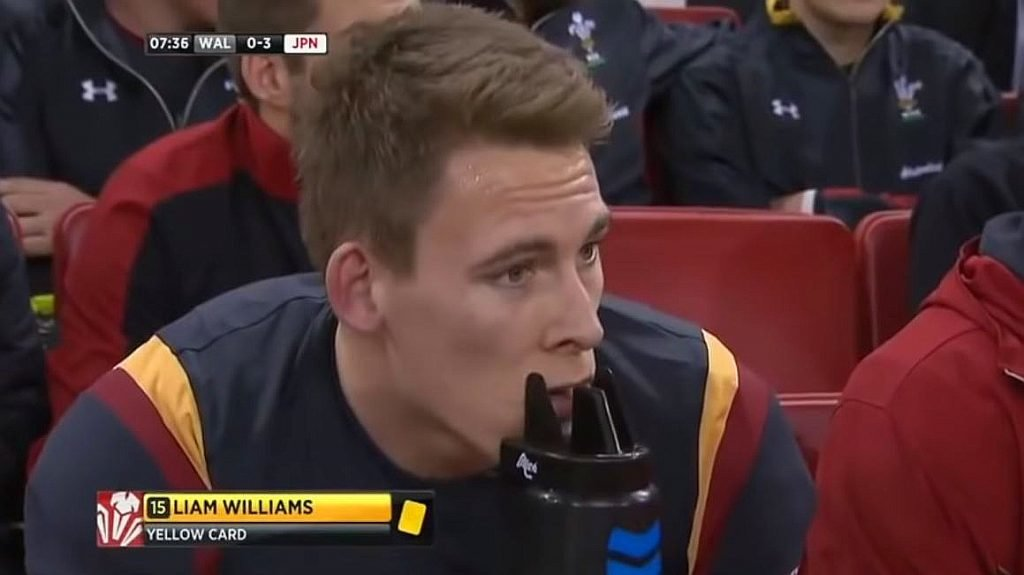 SUPERCUT: Liam Williams' stellar appearance on 'Rugby Biggest Thugs' video series