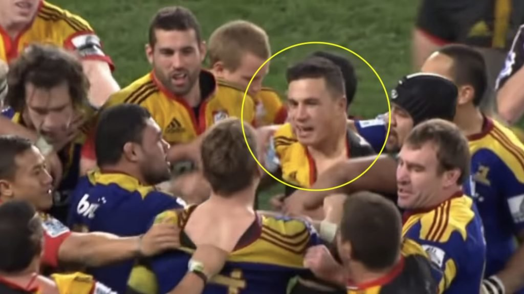 WATCH: The true savagery of Sonny Bill Williams is revealed in new damning video