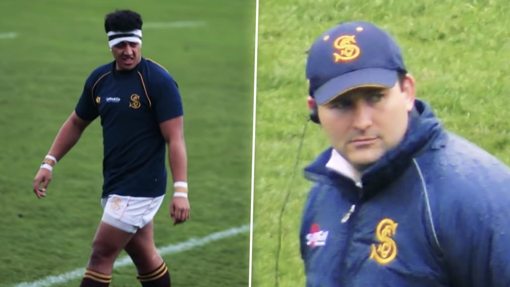 FOOTAGE: A look at why Sedbergh is the strongest rugby school in England