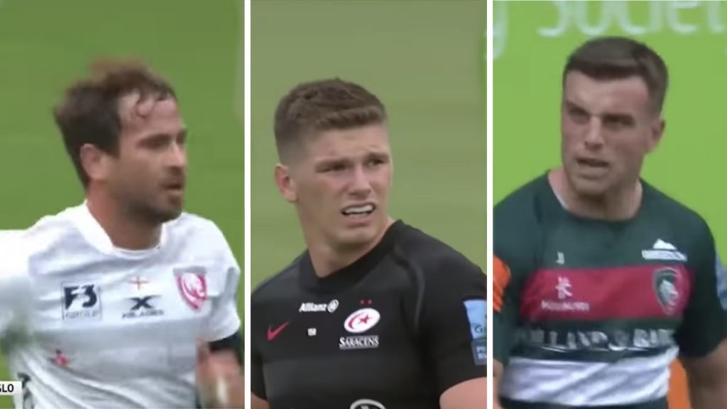 WATCH: New video reveals how disgustingly good 10's have been in the Premiership this year