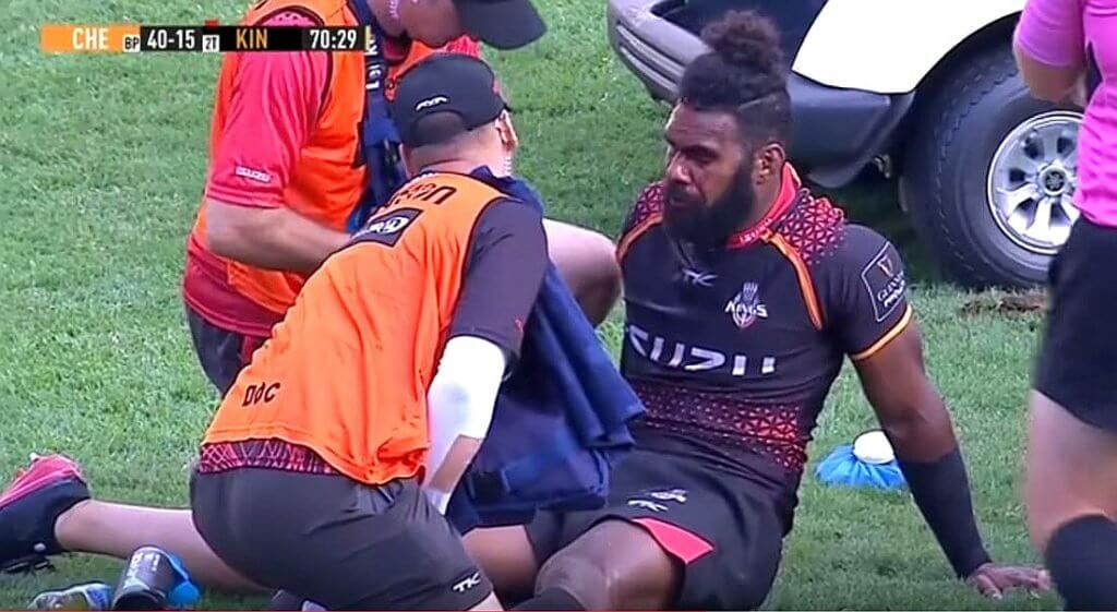 FOOTAGE: Brutal KO mars South African PRO14 derby