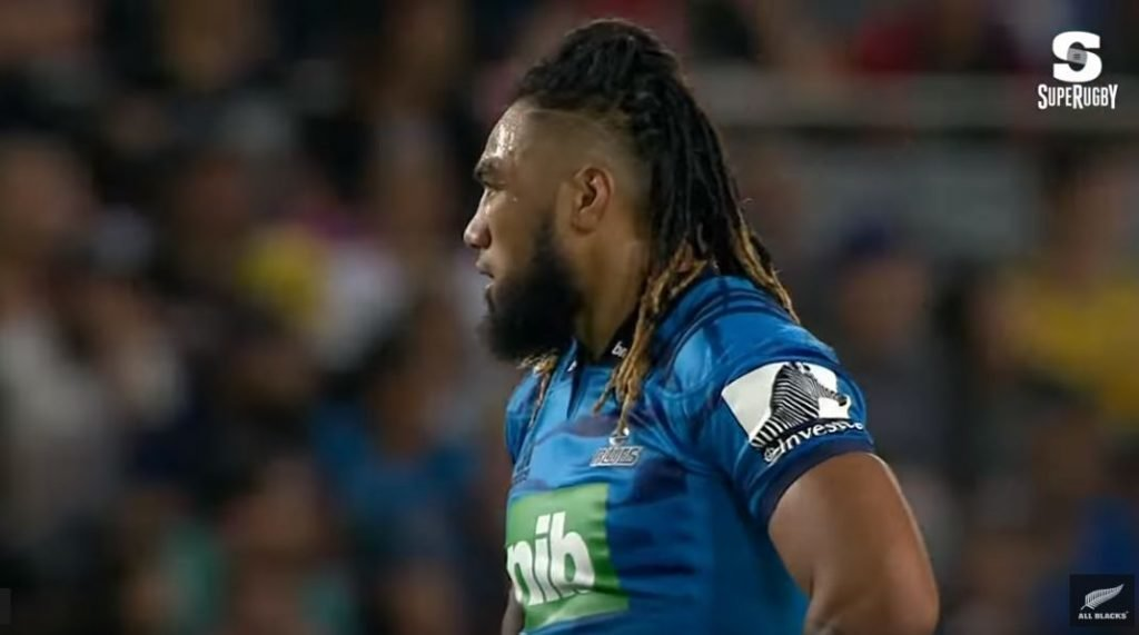 FOOTAGE: Ma'a Nonu's return to Super Rugby after 4 years