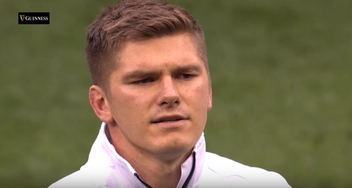 FOOTAGE: Ex-Ireland player who got tackled by Owen Farrell says his hits are 'phenomenal'