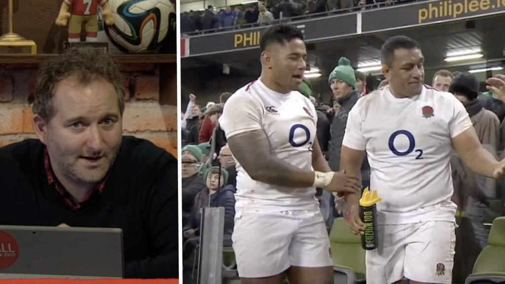WATCH: Someone has made a response video to Irish pundits claiming England would be thrashed