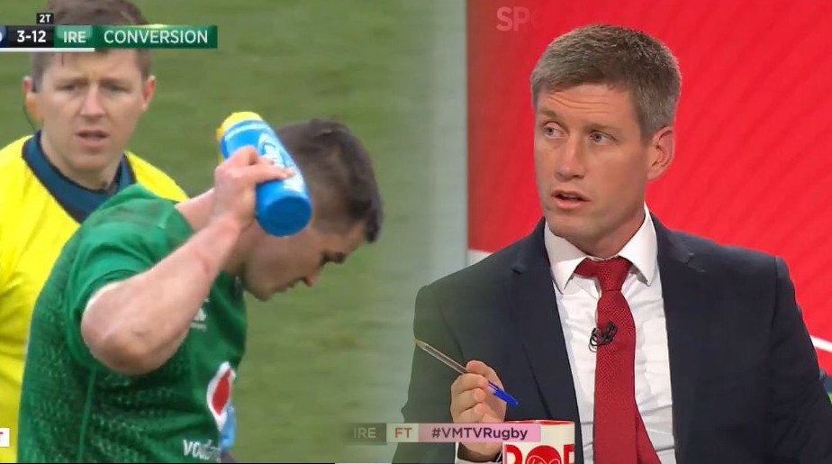 VIDEO: 'Is he dreaming' - Irish TV have a nuanced debate on targeting of Sexton and 10s in general