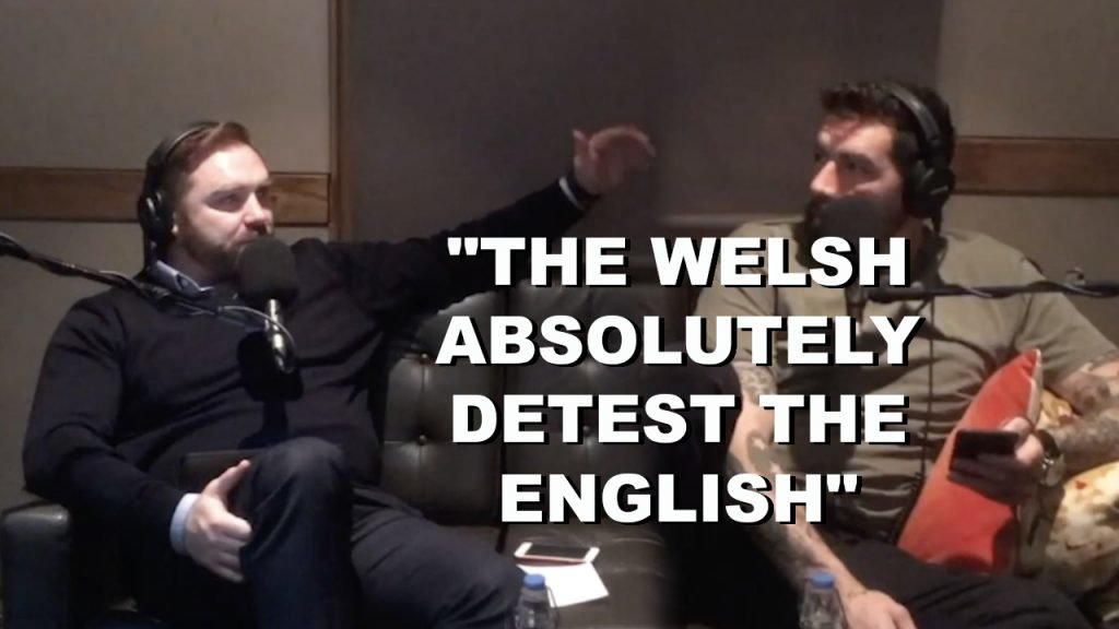 THE RUGBY POD: Andy Goode talks about how much the Welsh hate the English