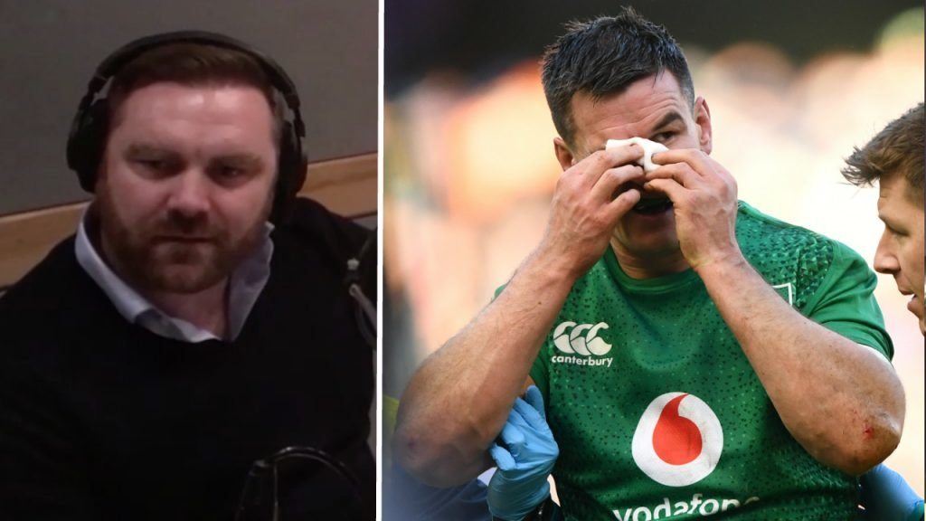 THE RUGBY POD: Are teams trying to injure Johnny Sexton