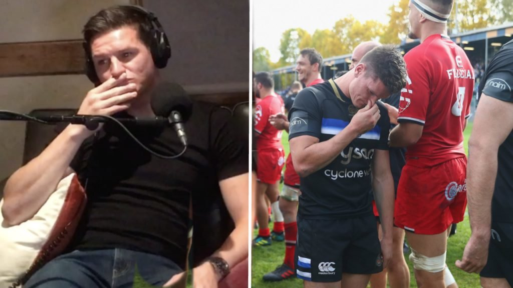 WATCH: Freddie Burns opens up about the darkest moment of his career