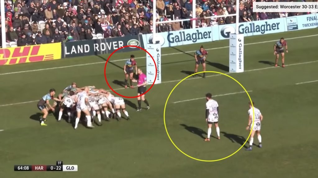 WATCH: Danny Cipriani's nullification of Marcus Smith proves that he's robbed of an England spot