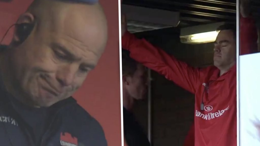 WATCH: Coaches reaction to win and defeat truly symbolises to spirit of rugby